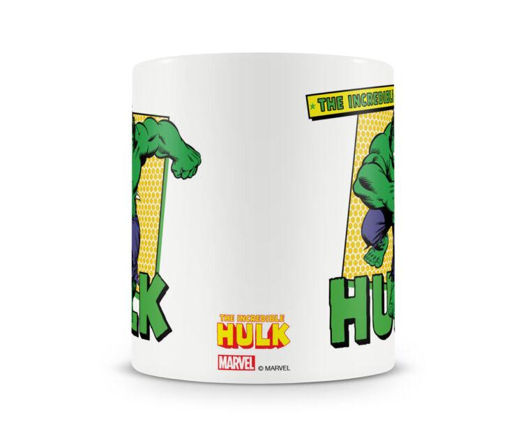 Marvel Tazza mug in ceramica Hulk