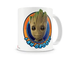 Guardiani della Galassia Tazza mug in ceramica I am Groot