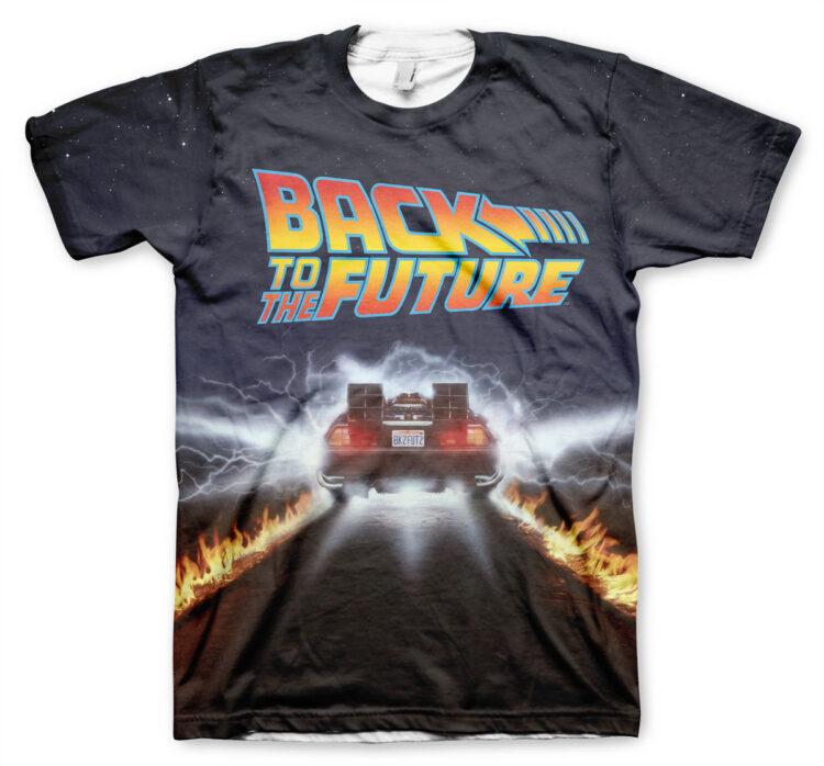 Ritorno al futuro - T-shirt DELOREAN