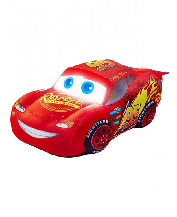 Disney Cars Saetta McQueen Luce notturna e peluche