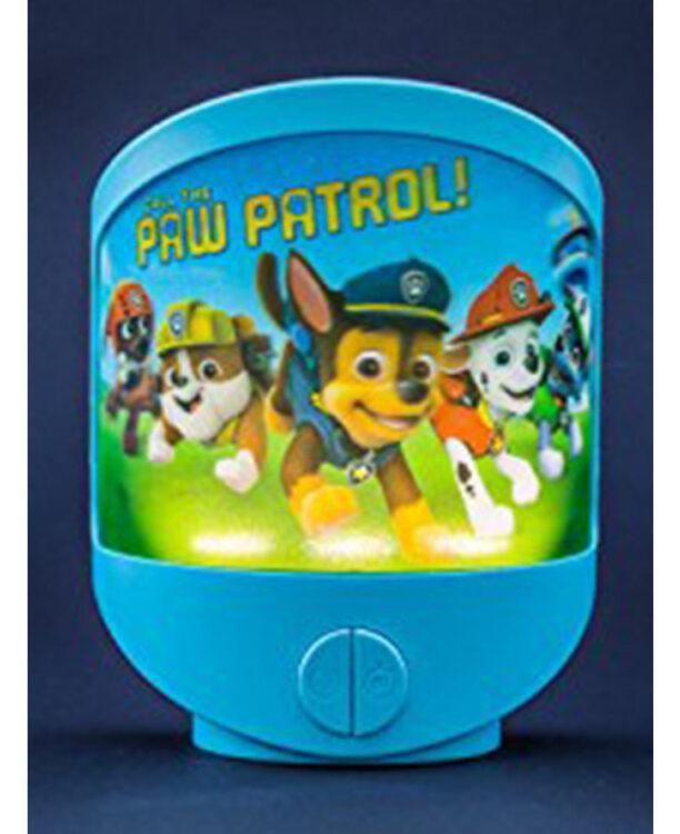 Luce notturna Paw Patrol