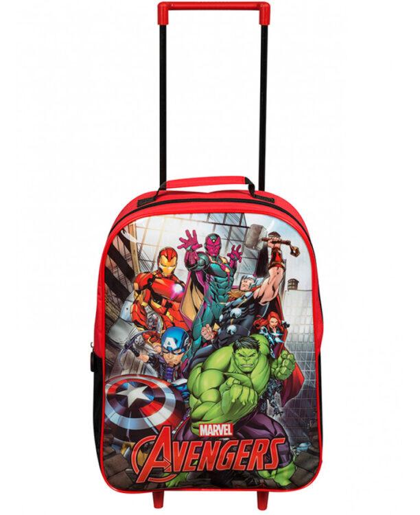 Marvel Avengers Trolley rosso