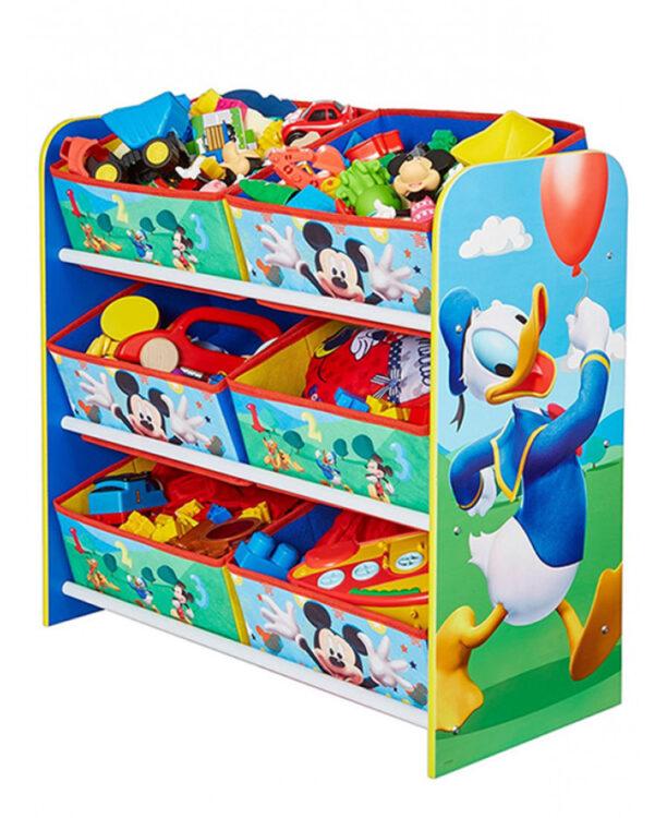 Disney Mobiletto contenitore Topolino