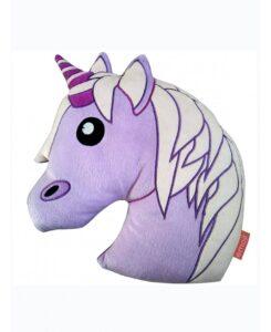 Cuscino sagomato Unicorno Emoji