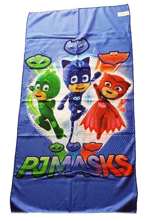 Pj Masks Asciugamano telo mare Super Pigiamini