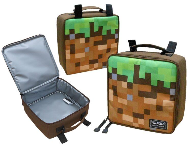 Minecraft Borsa termica portamerenda