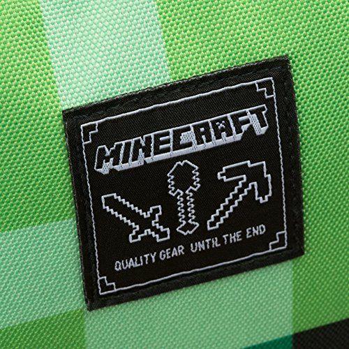 Zainetto tempo libero Minecraft 30 cm