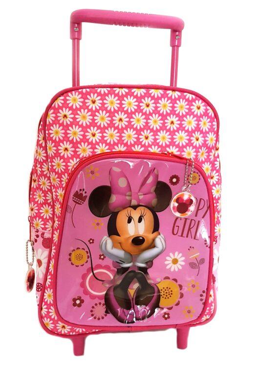 Disney Zaino trolley Minnie asilo
