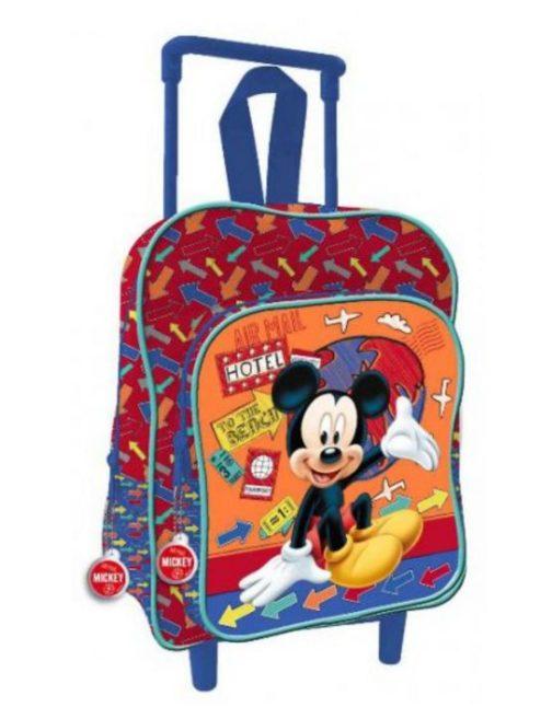 Disney Zaino trolley Topolino asilo