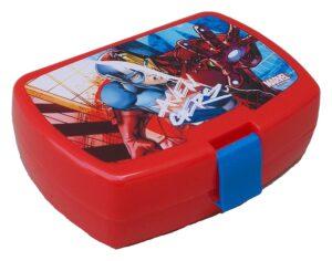 Box Portamerenda Marvel Avengers