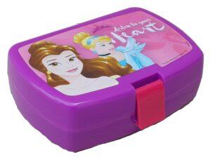 Box Portamerenda Principesse Disney