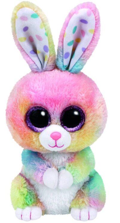 Peluche coniglietto Beanie Boo's Bubby