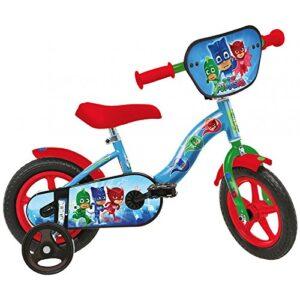 "Bicicletta Pj Masks Super Pigiamini 10"""
