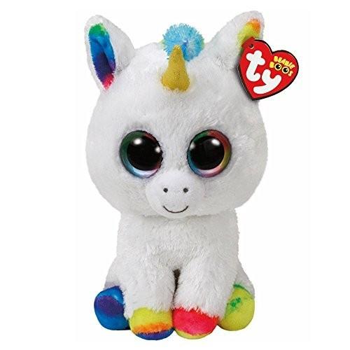 BEANIE BOO TY Unicorno Pixy 15 cm