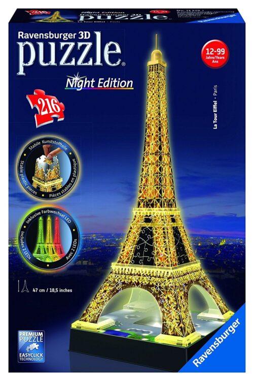 PUZZLE 3D BUILD. TOUR EIFFEL 12579