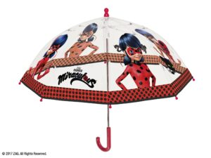 Miraculous Ladybug Ombrello trasparente
