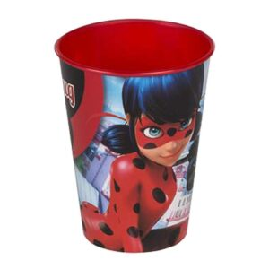 Miraculous Ladybug Bicchiere in plastica