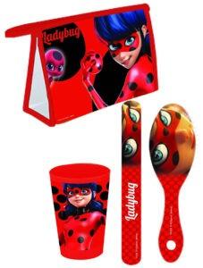 Miraculous Ladybug Kit da viaggio