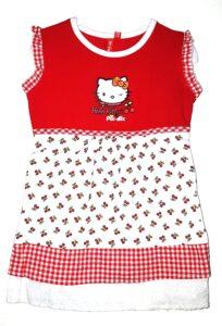 Vestitino Hello Kitty 3/4 anni
