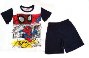 Pigiama estivo Spiderman