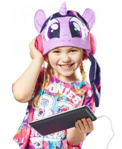 My Little Pony Cappello con Cuffie audio incorporate