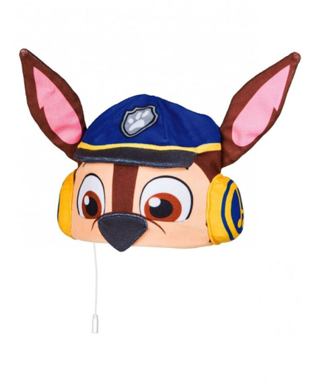 Paw Patrol Cappello con Cuffie audio incorporate Chase