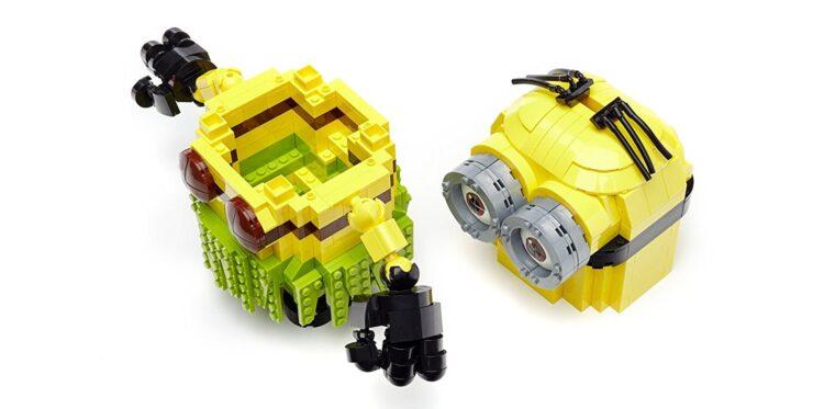 Mega Bloks FDX85 - Cattivissimo Me 3 Minion Luau Dave