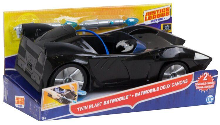 Justice League FDF02 - Batmobile