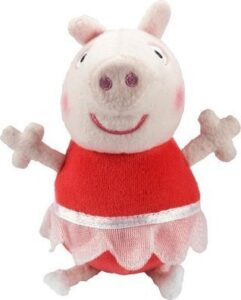 Peluche sonoro Peppa Pig
