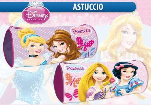 Disney Astuccio tombolino Princess