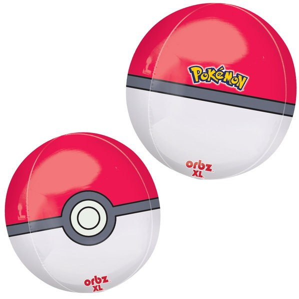Pokèmon palloncino sferico Pokeball