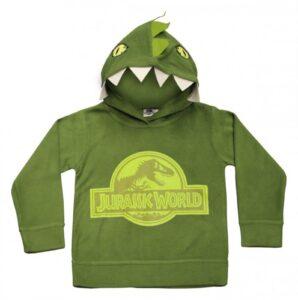 Jurassic World Felpa con cappuccio dinosauro