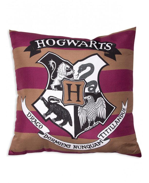 Harry Potter Cuscino Imbottito Hogwarts
