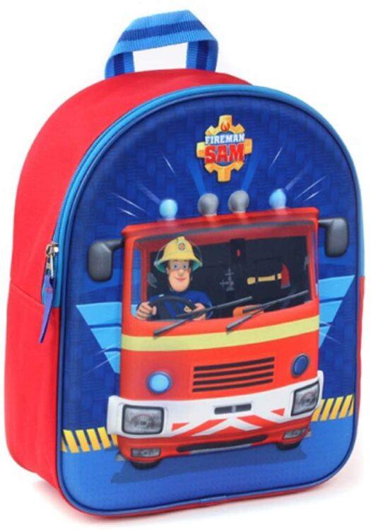 zainetto sam pompiere 3D