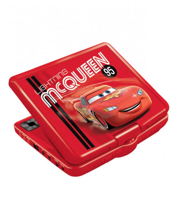 Disney Cars Lettore DVD portatile