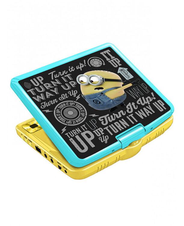 Minions Lettore DVD portatile