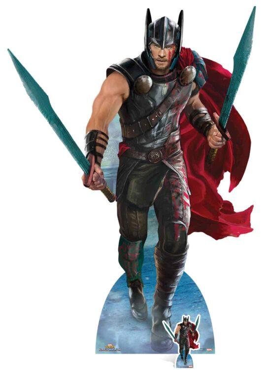 Sagoma cartonata Thor Ragnarok