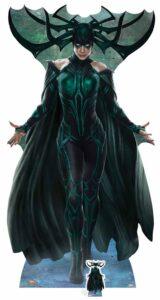 Sagoma cartonata Hela Thor: Ragnarok
