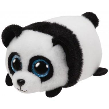 Peluche Teeny Ty Panda Puck 9 cm