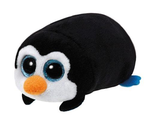 Peluche Teeny Ty Pinguino Pocket 9 cm