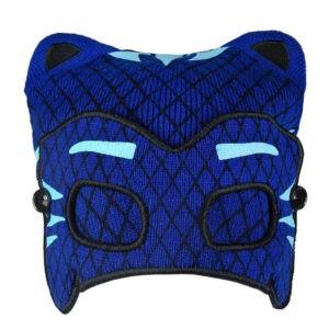 Pj Masks Berretto in maglia con orecchie e mascherina Gattoboy