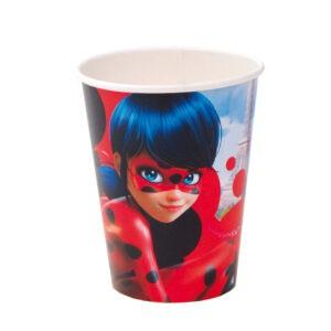Miraculous Ladybug - Confezione 8 Bicchieri festa