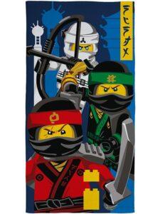 Lego Ninjago Movie Asciugamano Telo Mare