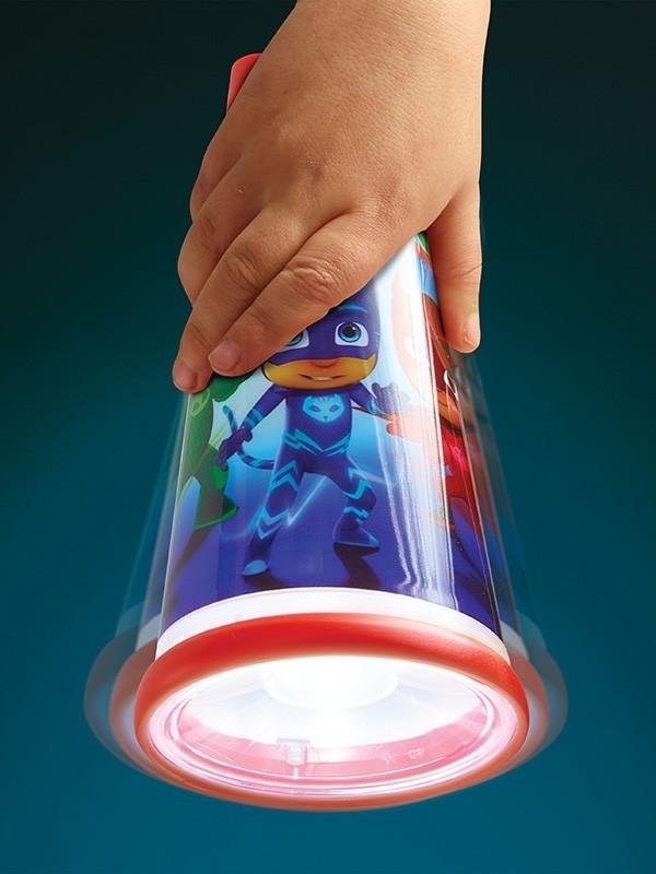 Luce notturna 3+y NUOVO Frozen Torcia Led Luce Flash-bambini LED Flash Luce Torcia