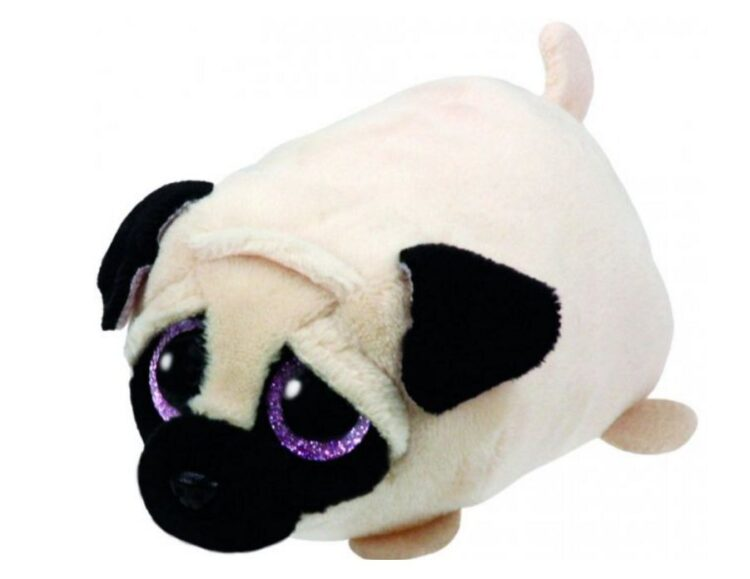 Peluche Teeny Ty Cagnolino Candy 9 cm