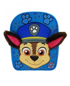 Paw Patrol Zainetto Chase con orecchie 3D