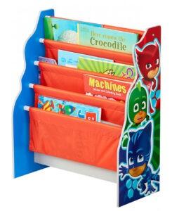 Mobiletto porta libri e riviste Pj Masks