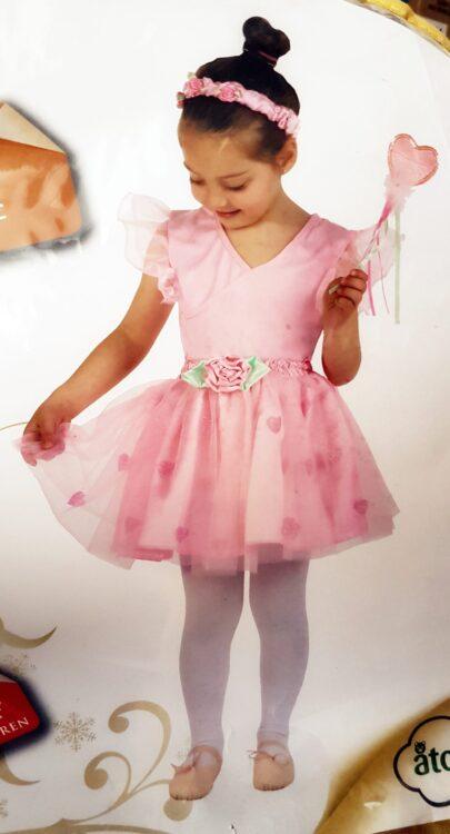 Costume bimba Ballerina
