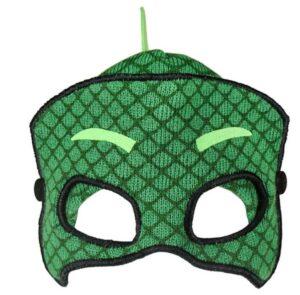 Pj Masks Berretto in maglia con cresta e mascherina Geco