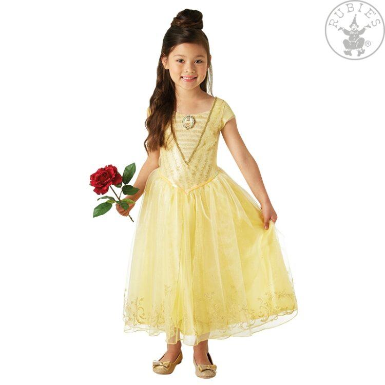 Costume Belle De Luxe 7-8 anni